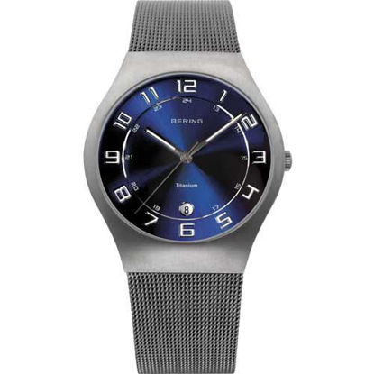 Bering Men's Titanium Watch