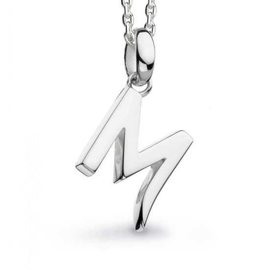 Picture of KH Initial M Necklace