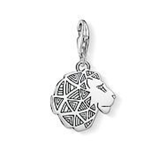 Picture of Silver Lion Charm