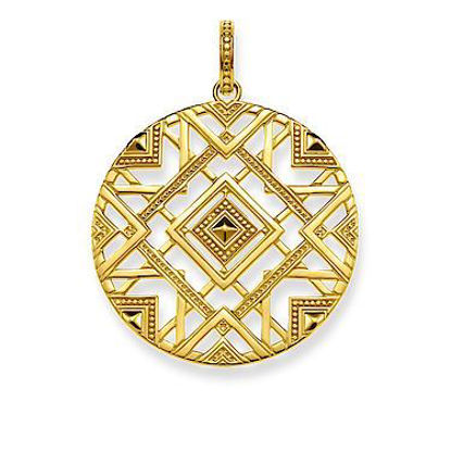 Picture of African Ornaments Pendant