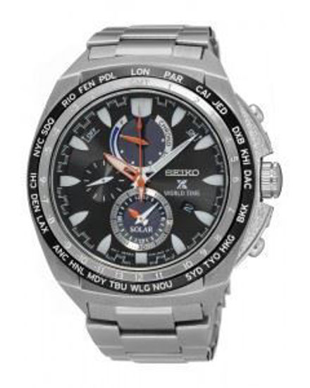 Picture of Seiko Chronograph Solar Watch