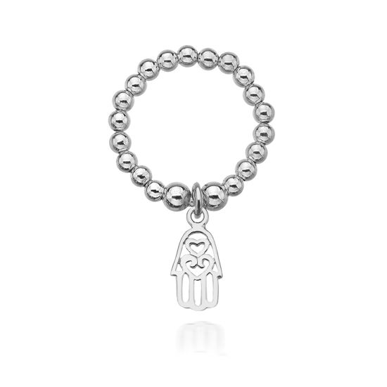 Picture of Hamsa Hand Ring