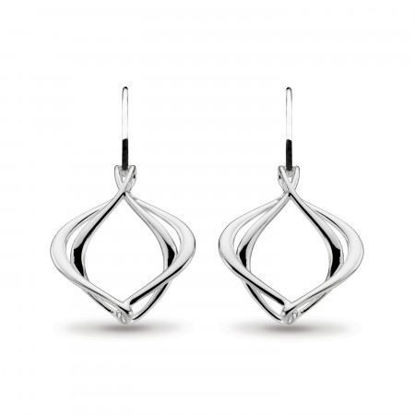 Picture of Entwine Alicia Drop Earrings