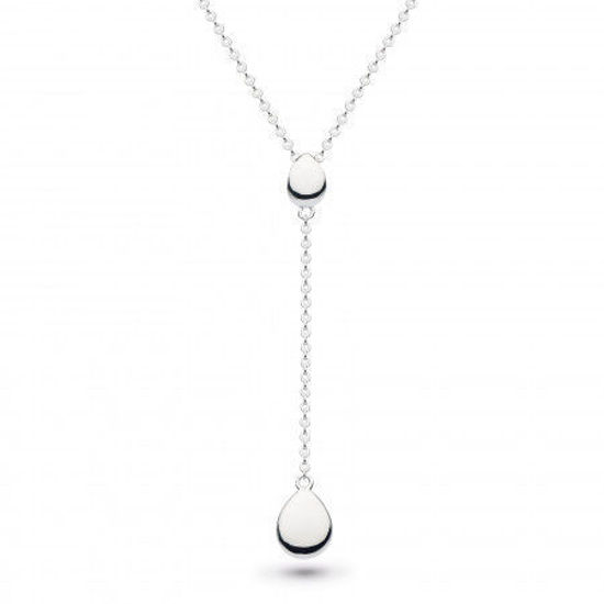 Picture of Kit Heath Coast Pebble Chain Lariat Necklace