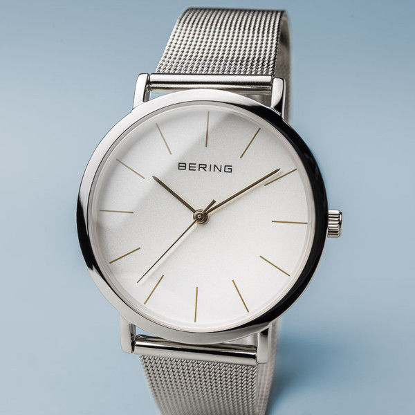 Picture of Bering Classic Silver Watch