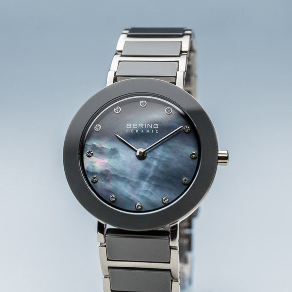 Picture of Bering Grey Ceramic Watch