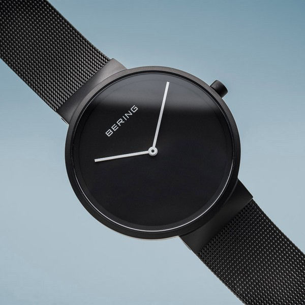 Picture of Bering Classic Matte Black Watch