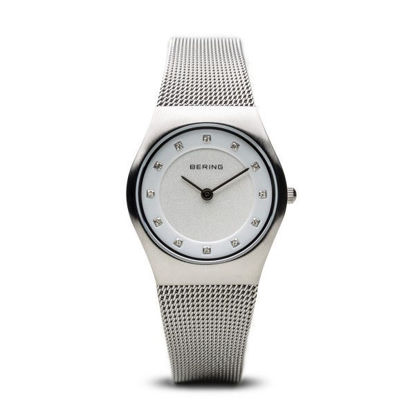 Picture of Bering Classic Brushed Silver Watch