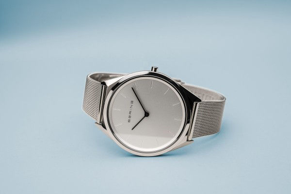 Picture of Bering Ultra Slim Silver Watch