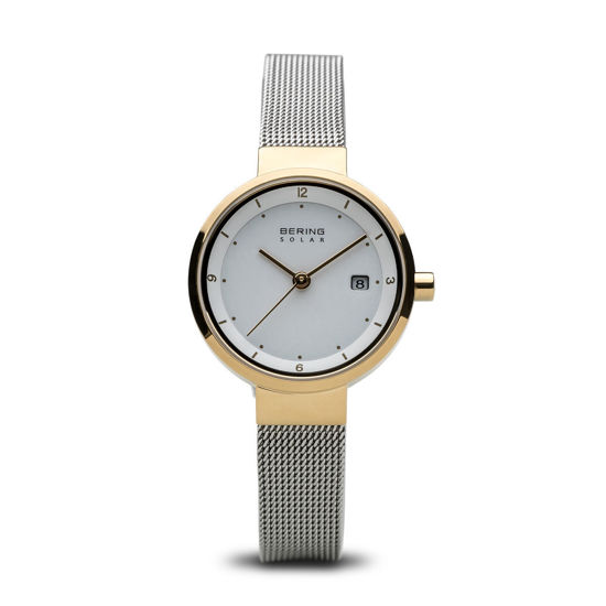 Picture of Bering Solar Two Tone Watch