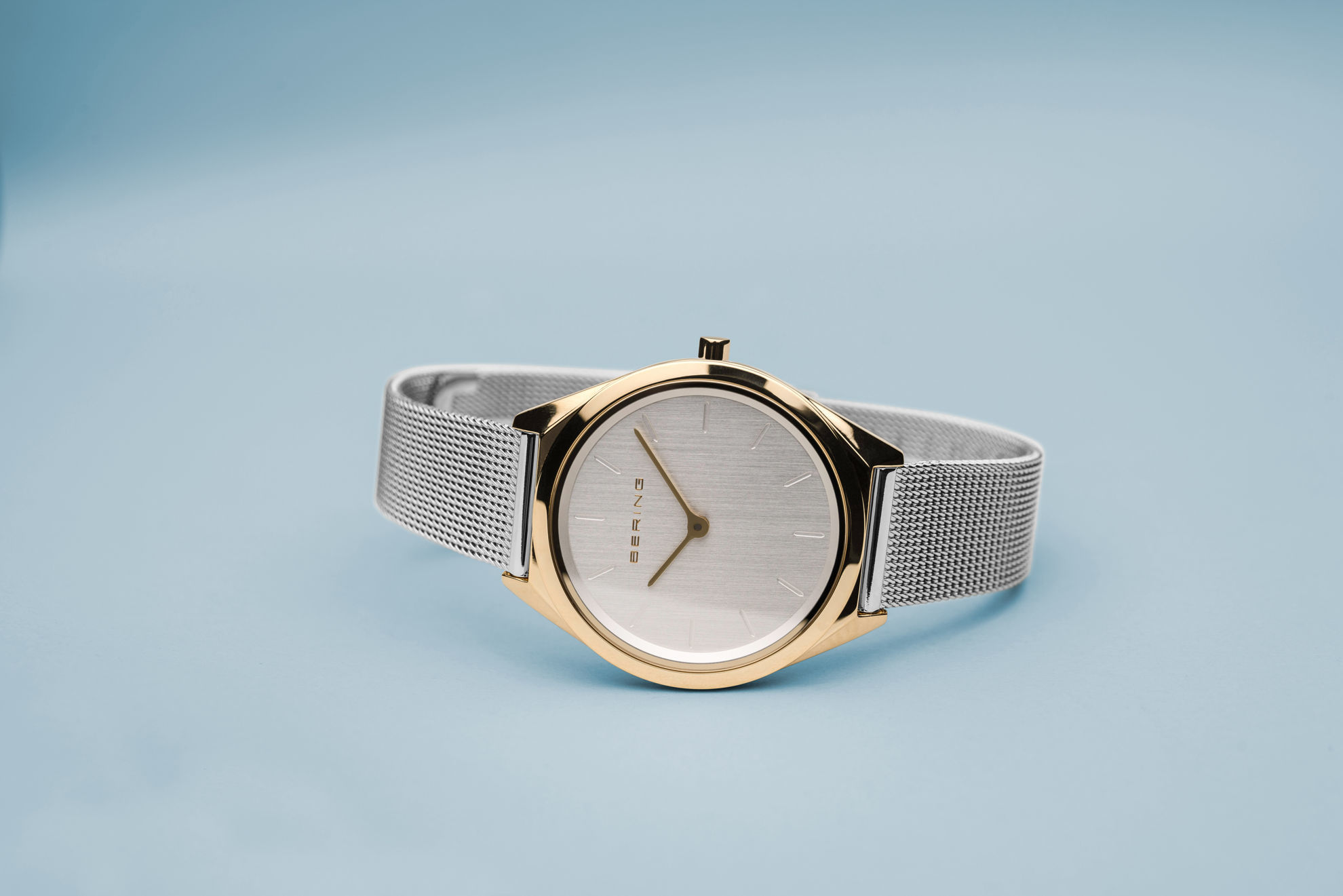 Picture of Bering Ultra Slim Two Tone Watch