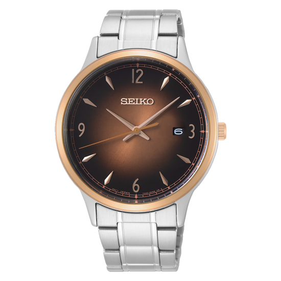 Picture of Seiko Brown Dial Watch