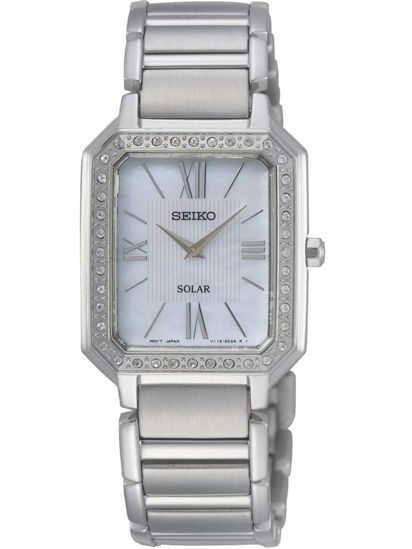Picture of Seiko Solar Rectangle Watch