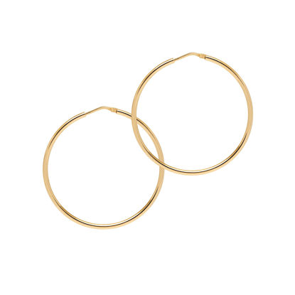 Picture of The Hoop Station La Chica Latina gold 42mm