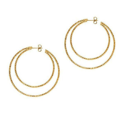 Picture of The Hoop Station La Doppia Sardegna Gold 45mm