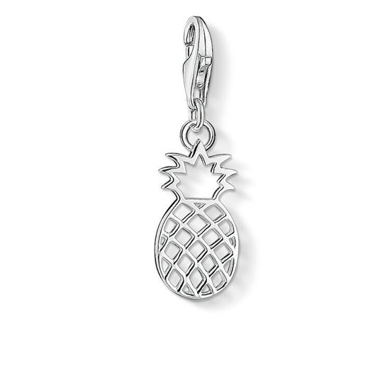 Picture of Silver Pineapple Charm