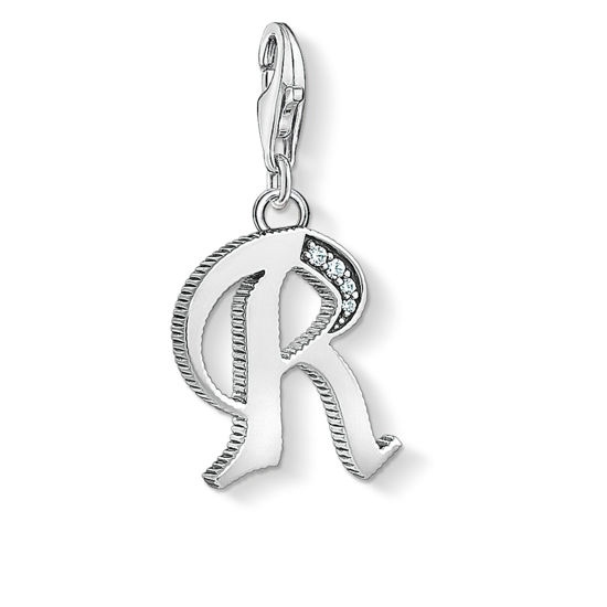 Picture of Vintage Letter R Charm