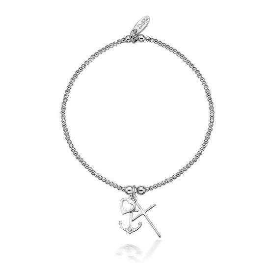 Picture of Love, Faith, Hope Bracelet