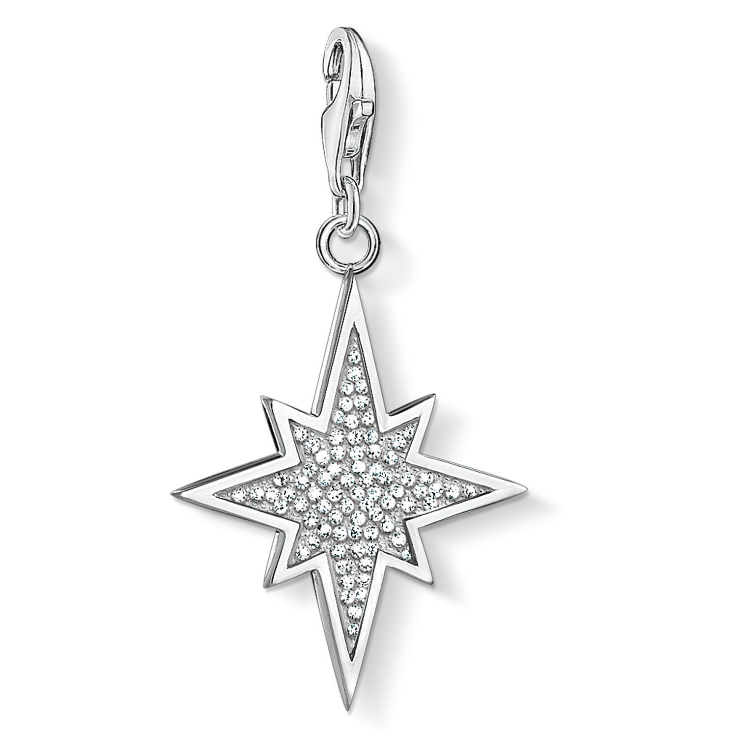 Picture of Glitter Star Charm