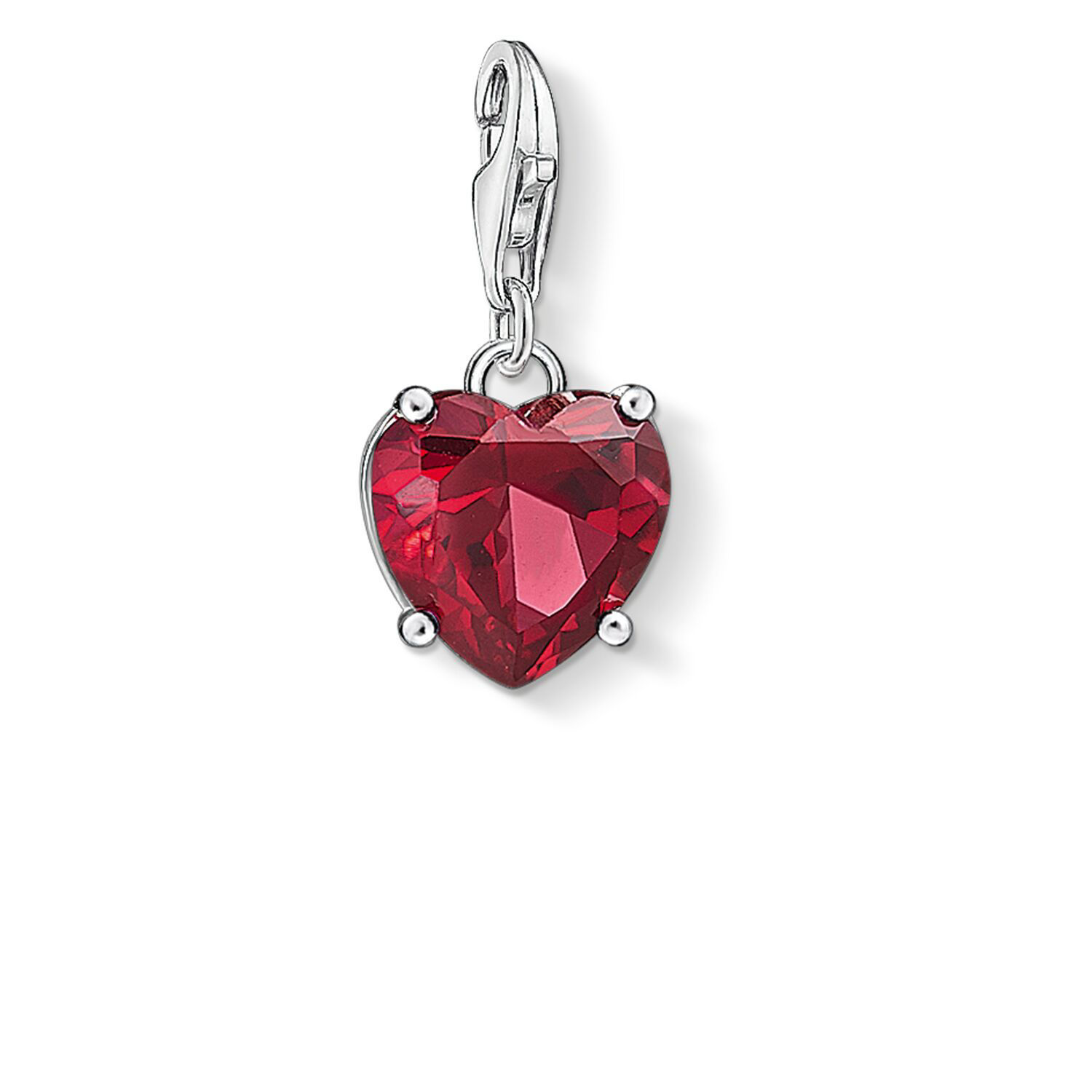 Picture of Red Heart Charm