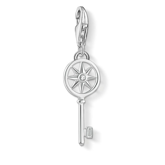 Picture of Key with Star Charm