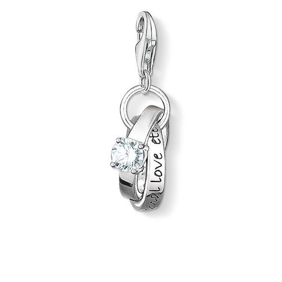 Picture of Wedding Rings Charm