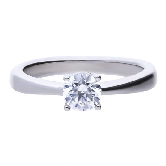 Picture of 0.75ct Four Claw Solitaire Ring