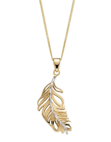 Picture of Feather Necklace