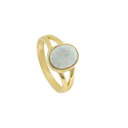 Picture of Vintage Opal Ring