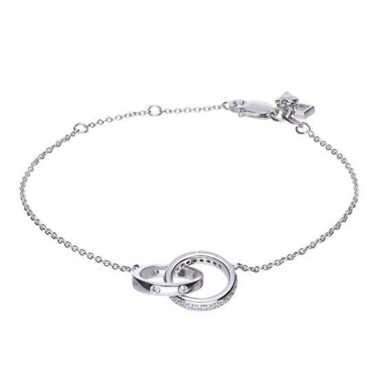 Picture of Bracelet With Interlocking Rings