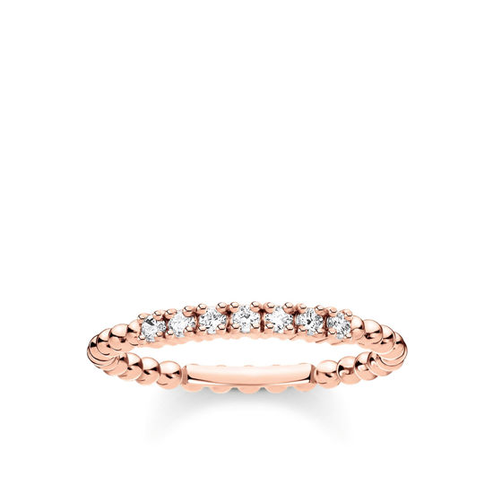 Picture of Rose Gold Dot Ring