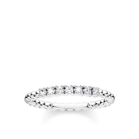 Picture of Silver Dot Ring