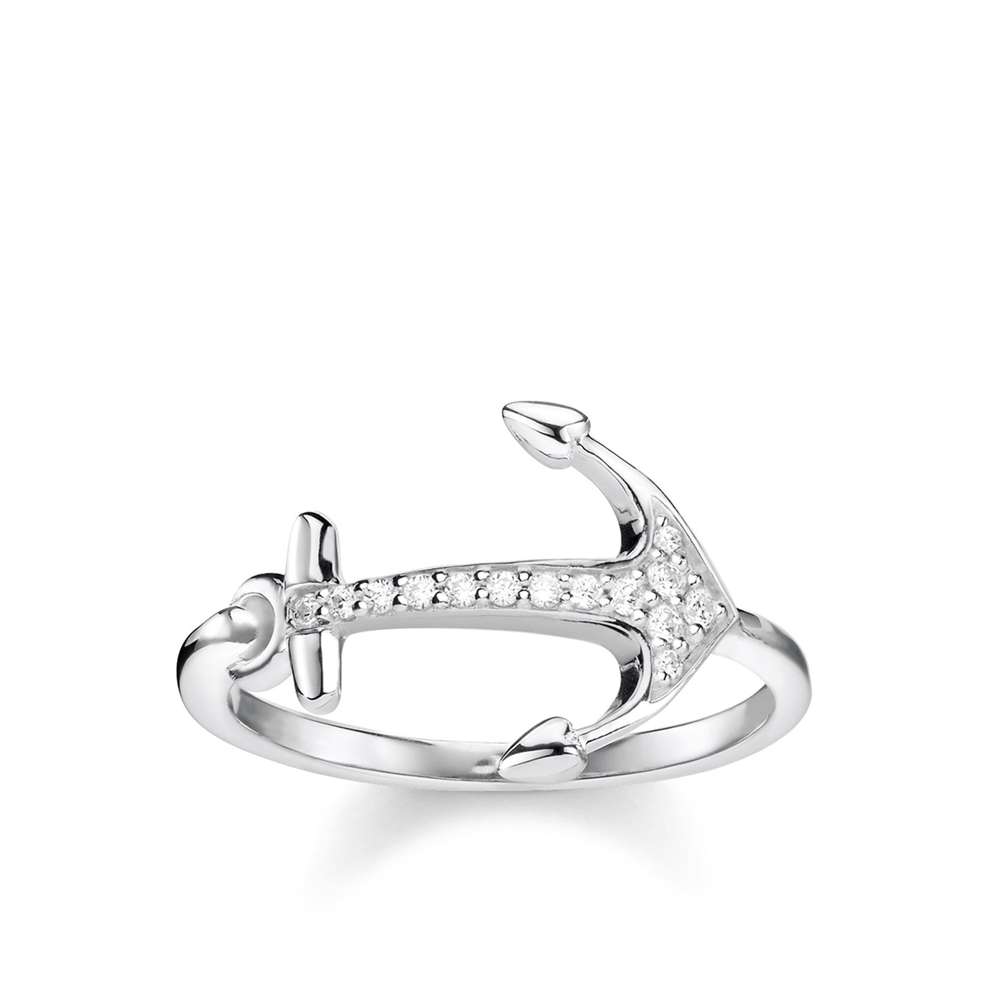 Picture of Silver Anchor Ring