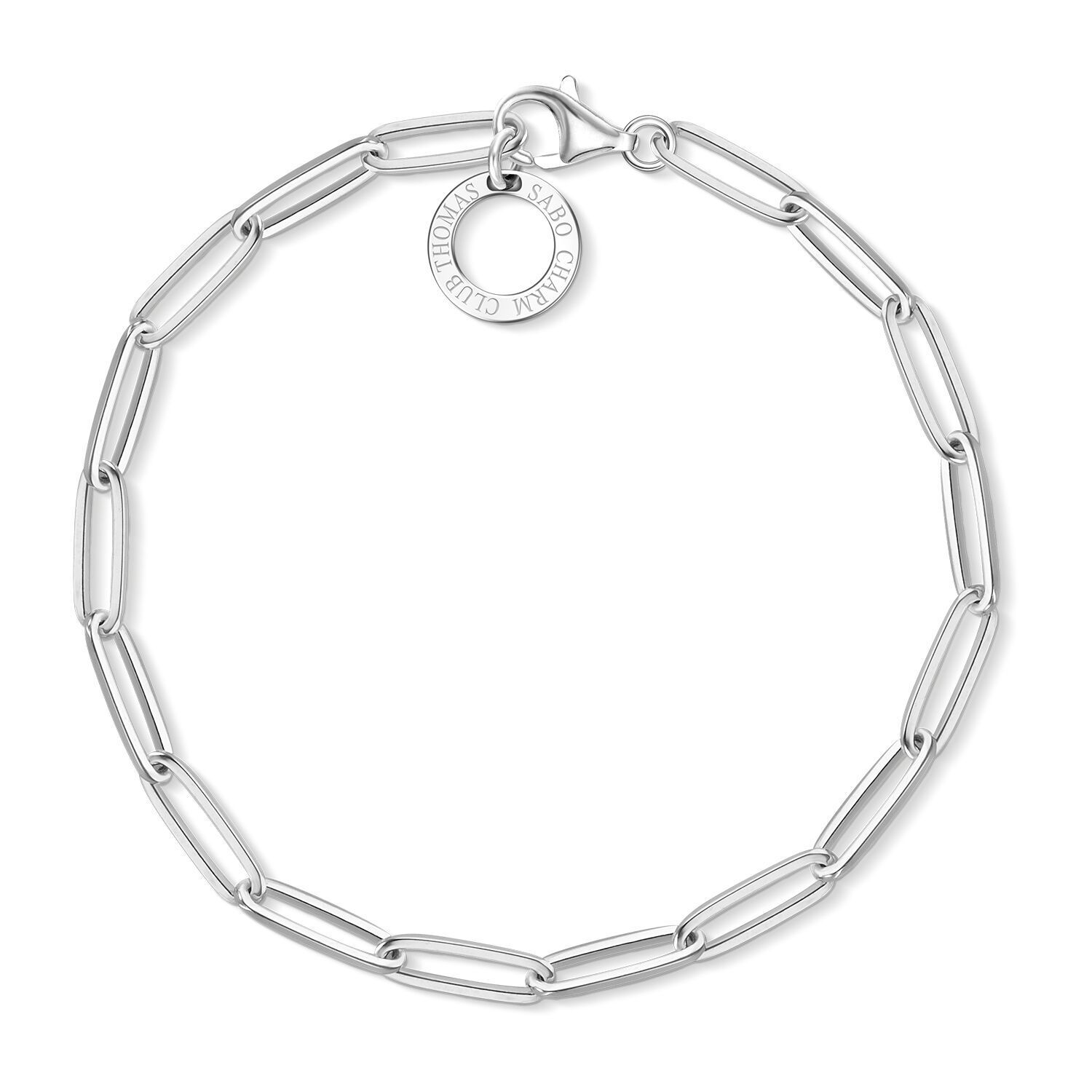Picture of Silver Charm Bracelet