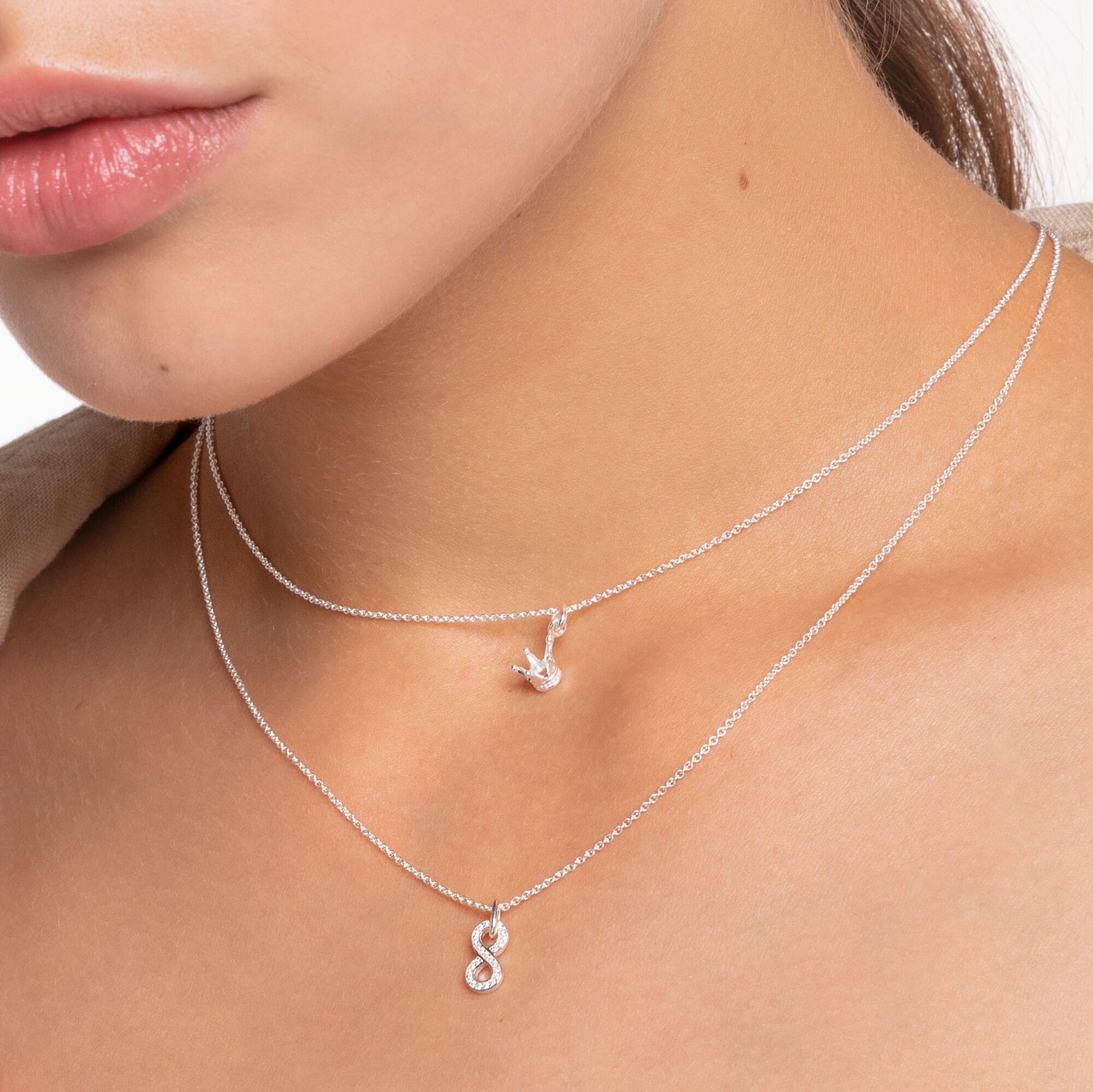 Picture of Infinity Necklace