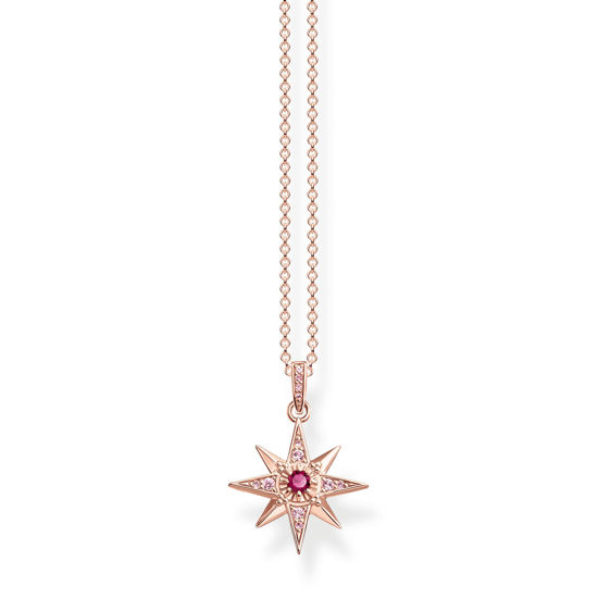 Picture of Rose Gold Star Necklace