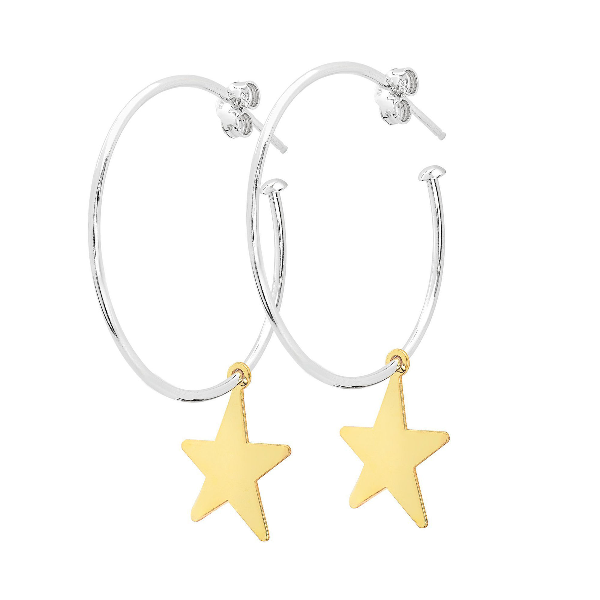 Picture of The Hoop Station La Stella with Gold Stars