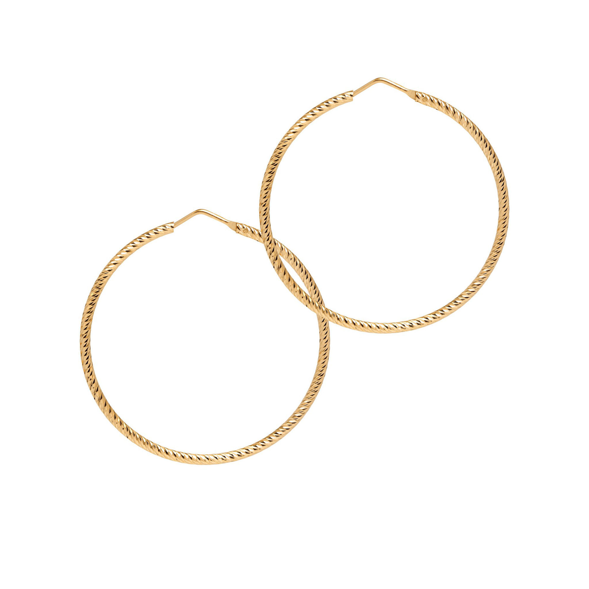 Picture of The Hoop Station La Roma Gold 45mm