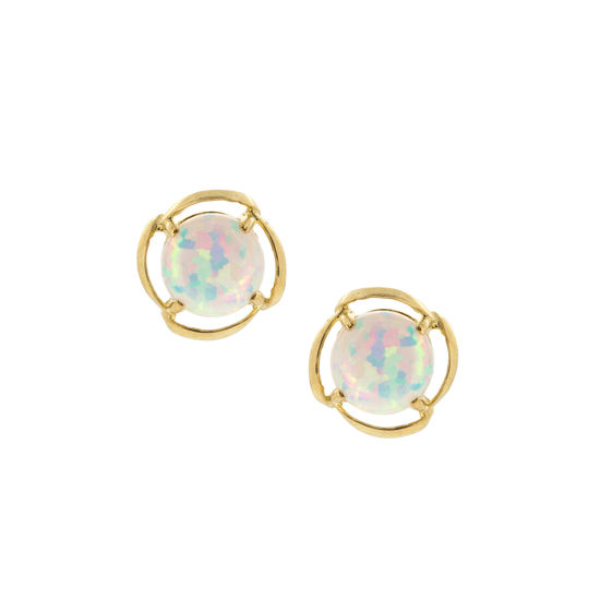 Picture of Opal Ear Studs