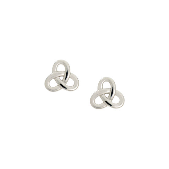 Picture of Cut Out Celtic Ear Studs