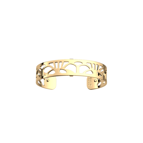 Picture of Arcade bracelet 14 mm Gold finish
