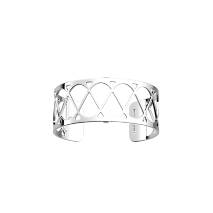Picture of Cache Coeur Bracelet 25 mm Silver finish