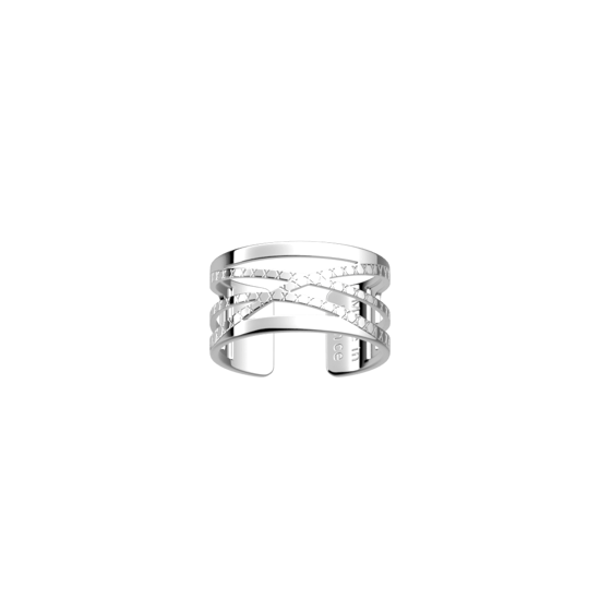 Picture of Dunes ring 12 mm Silver finish
