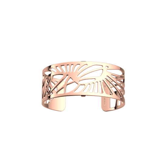 Picture of Palmeraie Bracelet 25 mm Rose gold finish