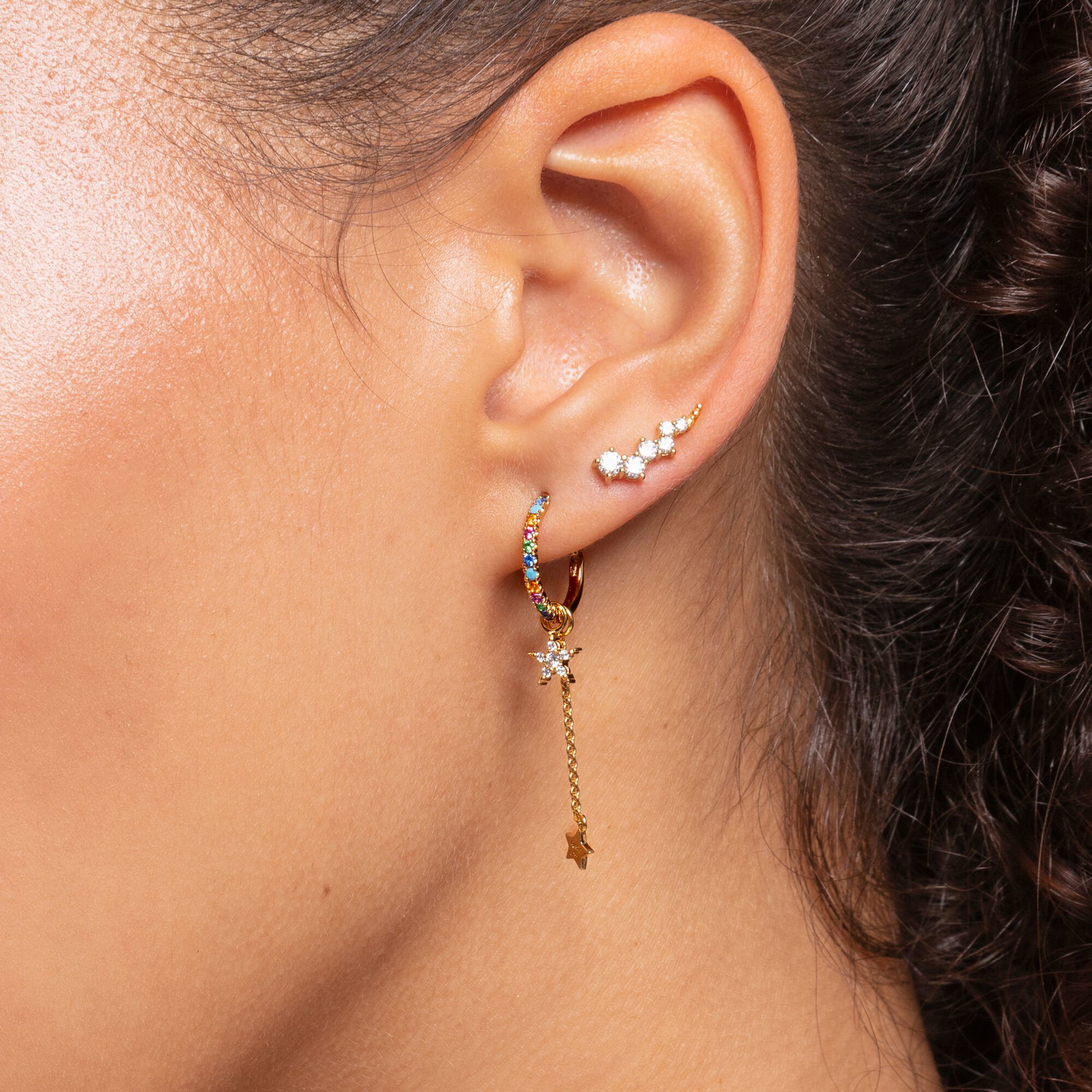 Picture of Romantic Golden Ear Climbers