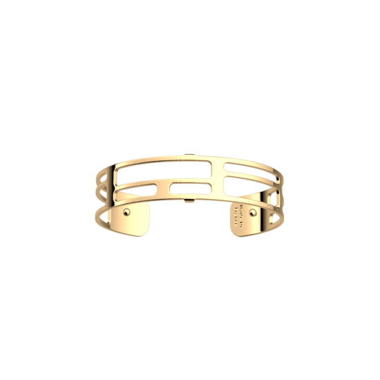 Picture of Labyrinthe bracelet 14 mm Gold finish