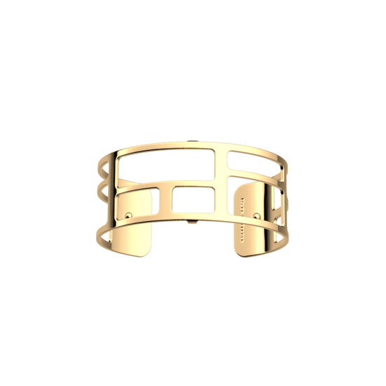 Picture of Labyrinthe Bracelet 25 mm Gold finish
