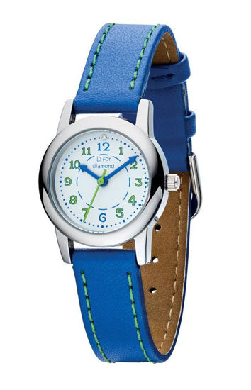 Picture of Blue D for Diamond Watch