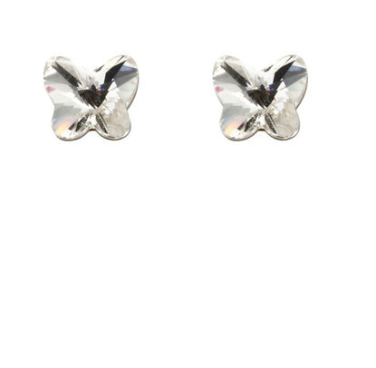 Picture of Crystal Butterfly Studs