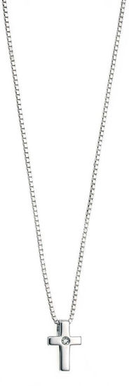 Picture of Diamond Cross Necklace